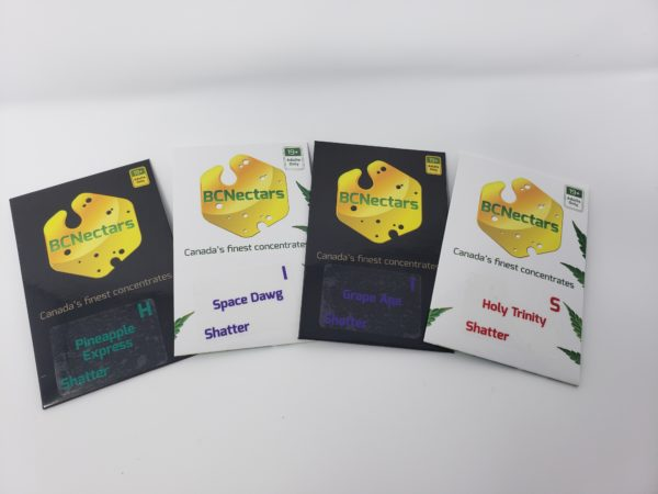 buy bc nectar shatter online canada