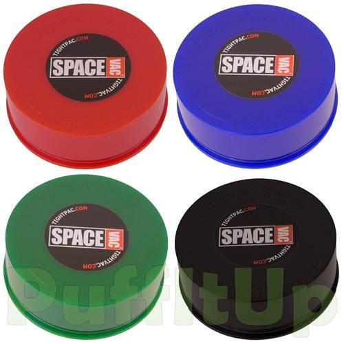 SpaceVac Puck Container