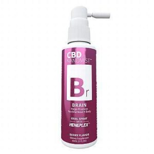 CBD Spray - Brain (600mg of CBD)
